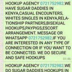 hookup dating service