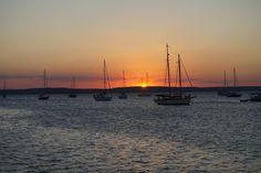 #sunset #sonnenuntergang #kuba #cuba #backpacking #flashpacking #Cienfuegos #marina #hafen #segelboote #sailingboat