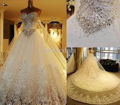 Free shipping, $194.43/Piece:buy wholesale Cheap Hot SWAROVSKI Luxury Dress Crystals Beading A Line Lace Cathedral Train Gowns for Wedding Bridal Dress 2015 from DHgate.com,get worldwide delivery and buyer protection service.