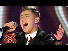 Nicholas McDonald sings Halo by Beyonce - Live Week 9 - The X Factor 2013 - YouTube