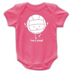 Volleyball Sports Kid's Baby Cute Bodysuit T-shirt (12 month) GLD,http://www.amazon.com/dp/B00CXEH90A/ref=cm_sw_r_pi_dp_28X0rb17P7SGP6AH