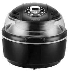 VonShef Low Fat Oil Free Electric Air Fryer Multi Grill Oven