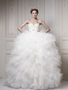 Ersa #Wedding Houte Couture 2013