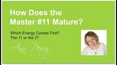 How Does the Master Mature?