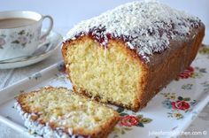 Sometimes only tea and cake will do, you know when it's been one of those days when things haven't quite gone your way. This delightful Coconut and Raspberry Jam Loaf Cake is the perfect antidote w...