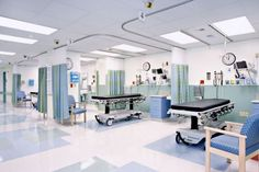 Treatment Room, Emergency Department
