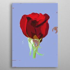 red rose by timmy LA Wall Art Prints, Framed Prints, Canvas Prints, Red Roses, Canvas Art, Wall Decor, Spiral Notebooks, Fine Art, T Shirts For Women
