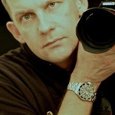 Lt. Tom Pauser, my Alaska photographer.