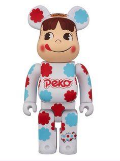 Milky Peko Bearbrick