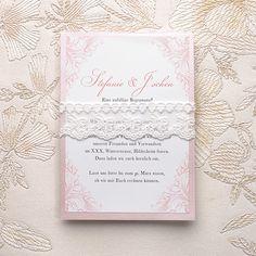 Neue Einladungskarten für Hochzeit 2015 sind jetzt beim Onlineshop verfügbar! | Hochzeitsblog Optimalkarten #weddinginvitations #pink