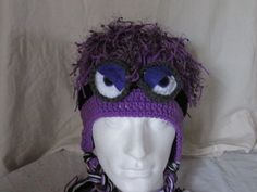 Despicable me evil purple minion hats! prices vary, please check full listing for details.