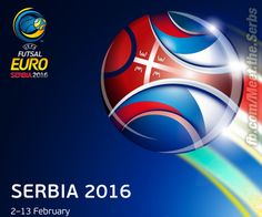 #Belgrade will host @UEFA Futsal Euro 2016 | #Београд домаћин Европског првенства у футсалу. http://on.fb.me/1PvXgXG