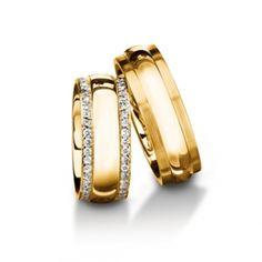 e9b8d82ba0f3 Золотое Обручальное кольцо с бриллиантом (арт. WRFJ13), купить в ювелирном  магазине Zbird