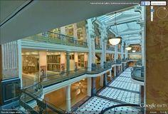 STREET VIEW : les musées en visite virtuelle - tout-sur-google-earth