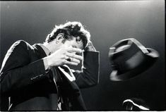 where's his hat off to? #tomwaits #thomasalanwaits