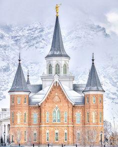 Provo City Center LDS Mormon Temple