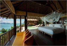 Tropical Thai Getaways - The Six Senses Yao Noi Resort is Set Amongst Lush Landscapes (GALLERY)