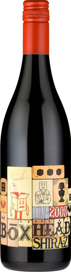Favorite Shiraz.  Great label, great price and most importantly, great taste.