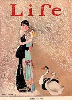 John Held Jr. artwork. 1925
