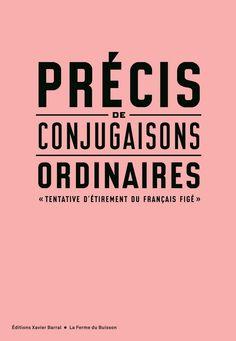 06 David-Poullard Precis-conjugaisons-ordinaires