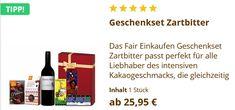 Fair trade Gschenkset Kakao, Fair Trade, Shopping, Tips