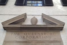 The Queensboro Corporation building entrance, Jackson Heights, #Queens #NYC #Landmarks #Outerboros