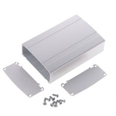 OOTDTY Aluminum Box Enclosure Case Project Electronic For PCB Board DIY. Category: Home Improvement. Pcb Board, Extruded Aluminum, Electrical Equipment, Home Improvement, Lights, Box, Projects, Highlight, Log Projects