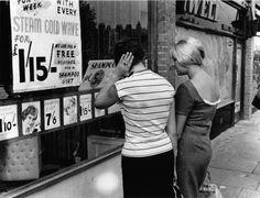 1959. Whitechapel. Photo: Roger Mayne