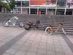 Cruiser, Bike, Wooden Bike, Selfmade, Handmade, Beachcruiser