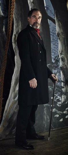 Penny Dreadful, Timothy Dalton as Sir Malcolm