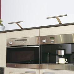 DESCUENTOS - OFERTAS - OUTLET Aplique cocina moderno níquel. #iluminación #decoración