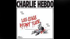 Très bel hommage du dessinateur algérien Ali Dilem.