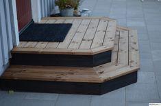 Bild på trappa - Vår nya uteplats/framsida på huset av Peter77