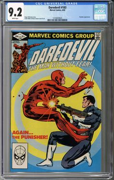 Now available: Daredevil #183  C... #comics    http://coloradocomics.com/products/daredevil-183-cgc-9-2?utm_campaign=social_autopilot&utm_source=pin&utm_medium=pin