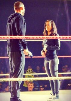 aj lee 2013 photos | AJ LEE & PUNK | Wrestle stars