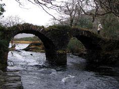 The Old Weir Bridge Killarney Ireland