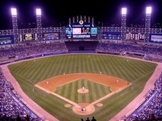 U.S. Cellular Field  home of the Chicago White Sox!