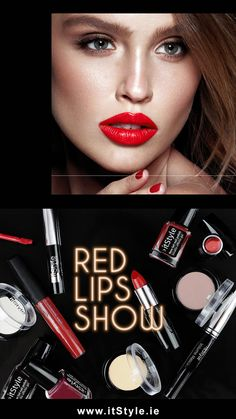 Red Lips, Collections