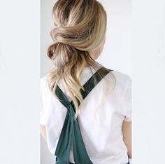 Hair Styles 2018 30 Fall Hairstyles to Copy Right Now Fall Hairstyles, Pretty Hairstyles, Hair Styles 2016, Long Hair Styles, Kayley Melissa, Hair Day, Gorgeous Hair, Look Cool, Hair Hacks