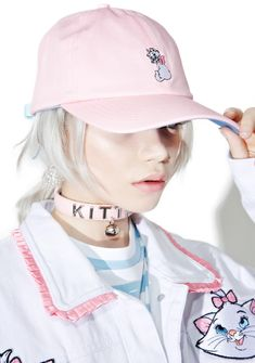b2babaa597b X Disney Aristocats Lace Up Hat