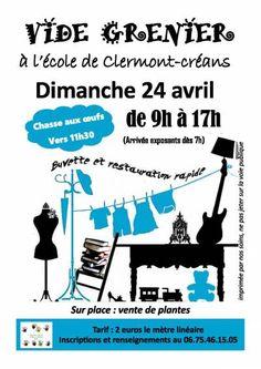 Bient t la kermesse dans evenements affiche kermesse 2012br1 212x300 kermesse pinterest - Vide grenier dans l yonne ce week end ...