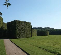 Mastering the Art of Garden Design: Not What You Think Landscape Architecture, Landscape Design, Garden Design, Garden Hedges, Garden Landscaping, Flowering Shrubs, Trees And Shrubs, Formal Gardens, Outdoor Gardens