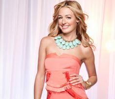 Steal These Get-Happy Celebrity Tips: Healthy Stars: Self.com : Cat Deeley Like to jump on a bike to keep happy and healthy
