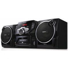 Mini Stereo System Region Free World Wide DVD-soitin SH-SR1D-220