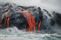 The Big Island of Hawaii | 6 places where you can (safely) watch lava flow | MNN - Mother Nature Network