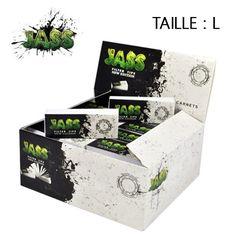 Boîte de Filtre Jass © en carton (taille L 22mm)