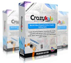 Crazvkala 2.0 is the latest revolutionary suite from Gaurab Borah. In fact, it is the complete online graphic design program that allows users to create stunning graphics, sleek, beautiful designs, presentations and appealing images.
