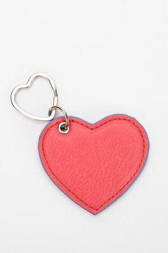 Kimchi Blue Heart Keychain  #UrbanOutfitters