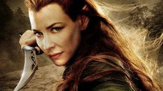 """In regards to the Tauriel hate…Look, PJ decided, and I agree, there are too many male characters. The ratio of male to female characters in movies IN GENERAL is far too uneven. This is damaging to the female gender as a whole. This issue is so serious that PJ knew he had to do it. I love Tolkien, I really do, it""""s NOT a godly icon that must never be questioned. The positive societal impacts for women because of this strong, interesting female character is worth much more than sticking to…"""