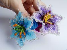 Уичольские цветочки